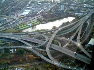 M6 Junction 6 / A38(M) (Spaghetti Junction), a tour attraction in Birmingham, United Kingdom