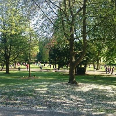 Walsall Arboretum, a tour attraction in Birmingham, United Kingdom