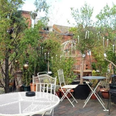 The Kitchen Garden Cafe, a tour attraction in Birmingham, United Kingdom