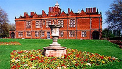 Aston Hall, a tour attraction in Birmingham, United Kingdom
