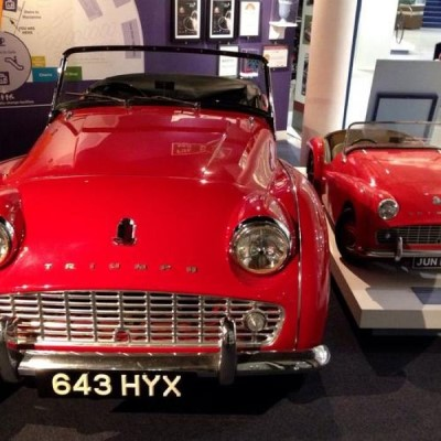 Heritage Motor Centre, a tour attraction in Birmingham, United Kingdom