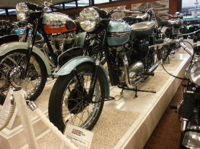 National Motorcycle Museum, a tour attraction in Birmingham, United Kingdom