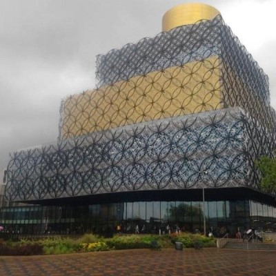 The Library of Birmingham, a tour attraction in Birmingham, United Kingdom