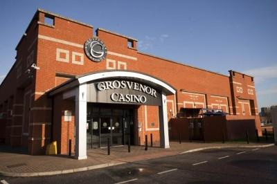 Grovesnor Casino, a tour attraction in Birmingham, United Kingdom