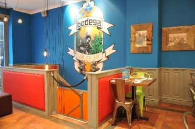 Bodega Bar & Cantina, a tour attraction in Birmingham, United Kingdom