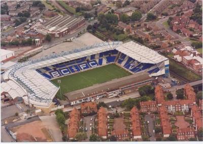 St. Andrew's Stadium, a tour attraction in Birmingham, United Kingdom