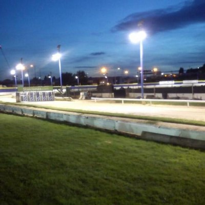 Perry Barr Greyhound Stadium, a tour attraction in Birmingham, United Kingdom