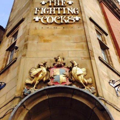 The Fighting Cocks, a tour attraction in Birmingham, United Kingdom