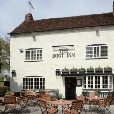 The Boot, a tour attraction in Birmingham, United Kingdom