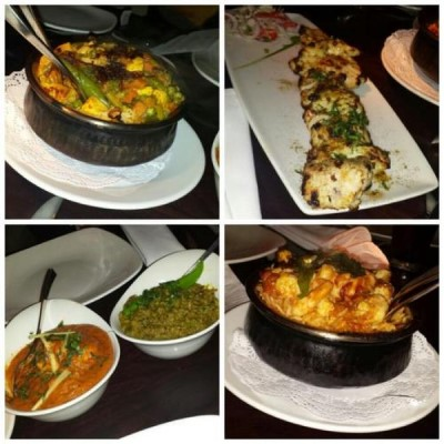 Asha's Contemporary Indian Cuisine, a tour attraction in Birmingham, United Kingdom