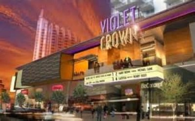 Violet Crown Cinema, a tour attraction in Austin, TX, United States