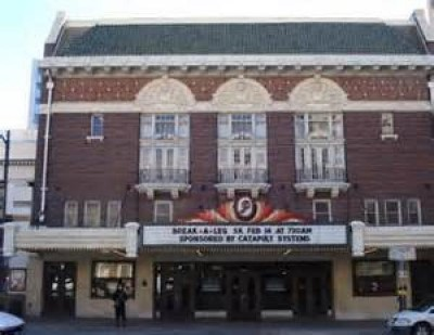 Paramount Theatre, a tour attraction in Austin, TX, United States
