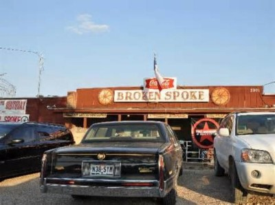 Broken Spoke, a tour attraction in Austin, TX, United States
