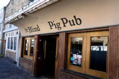 The Blind Pig Pub, a tour attraction in Austin, TX, United States