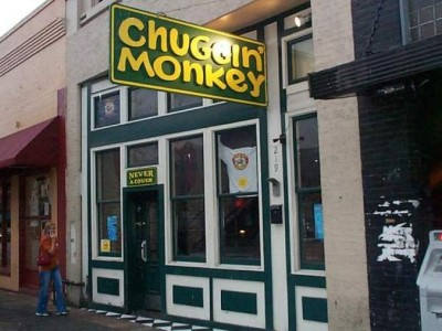 The Chuggin' Monkey, a tour attraction in Austin, TX, United States