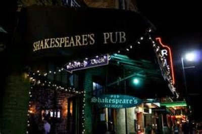 Shakespeare, a tour attraction in Austin, TX, United States