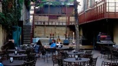 Cedar Street Courtyard, a tour attraction in Austin, TX, United States