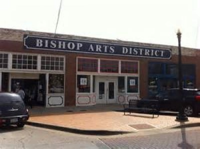 Bishop Arts District, a tour attraction in Dallas, TX, United States
