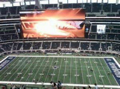 AT&T Stadium, a tour attraction in Dallas, TX, United States