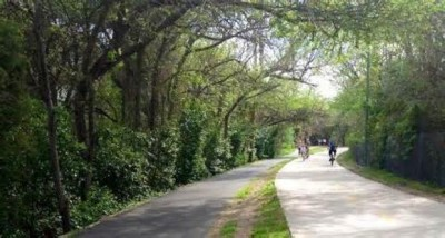 Katy Trail, a tour attraction in Dallas, TX, United States