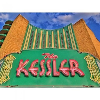 The Kessler Theater, a tour attraction in Dallas, TX, United States