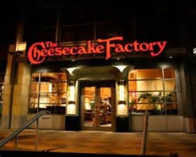 The Cheesecake Factory, a tour attraction in Dallas, TX, United States