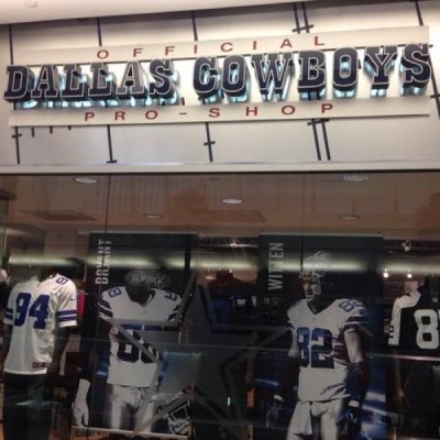 Dallas Cowboys Pro Shop - Galleria Dallas, a tour attraction in Dallas, TX, United States