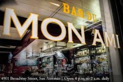 Bar Du Mon Ami, a tour attraction in San Antonio, TX, United States