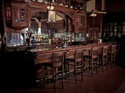 Menger Bar, a tour attraction in San Antonio, TX, United States