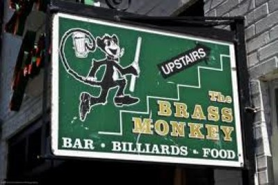 Brass Monkey, a tour attraction in San Antonio, TX, United States
