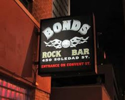 Bond's 007 Rock Bar, a tour attraction in San Antonio, TX, United States