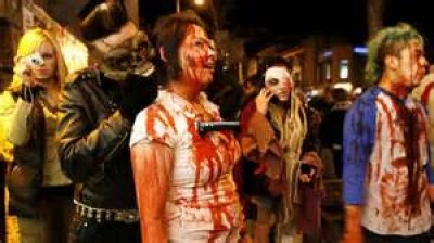 Zombies, a tour attraction in San Antonio, TX, United States