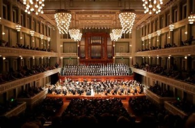 Schermerhorn Symphony Center , a tour attraction in Nashville, TN, United States