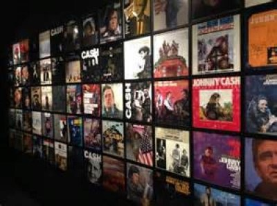The Johnny Cash Museum, a tour attraction in Nashville, TN, United States