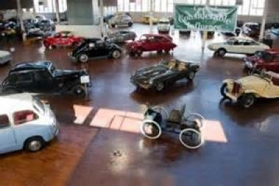 Lane Motor Museum, a tour attraction in Nashville, TN, United States