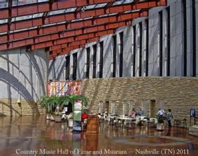 Country Music Hall of Fame® and Museum, a tour attraction in Nashville, TN, United States