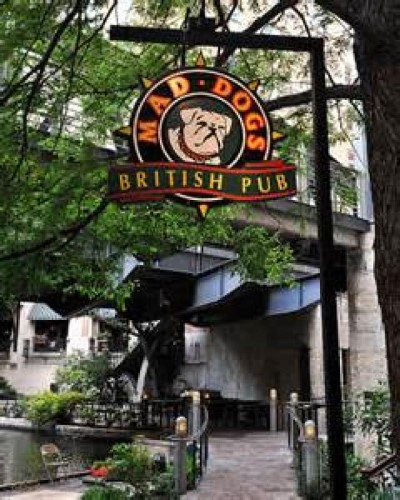 Mad Dogs British Pub, a tour attraction in San Antonio, TX, United States
