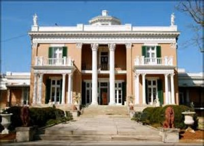 Belmont Mansion, a tour attraction in Nashville, TN, United States