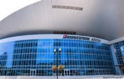 Bridgestone Arena, a tour attraction in Nashville, TN, United States