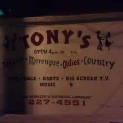 Tony's Bar, a tour attraction in San Antonio, TX, United States