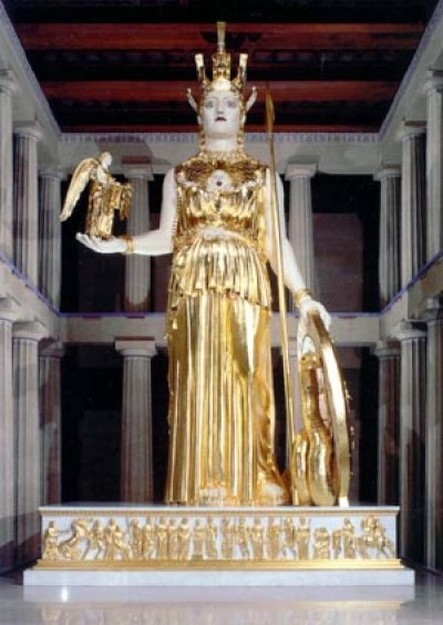 Athena Statue , a tour attraction in Nashville, TN, United States