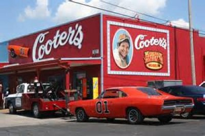 Cooter's Garage , a tour attraction in Nashville, TN, United States
