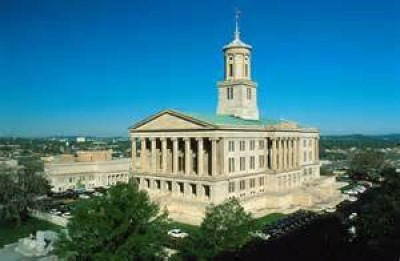 Tennessee State Capitol Building, a tour attraction in Nashville, TN, United States