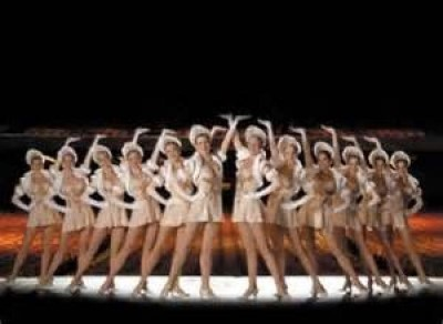 Rockettes at The Grand Ole Opry, a tour attraction in Nashville, TN, United States