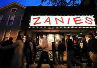 Zanies Comedy Club, a tour attraction in Nashville, TN, United States