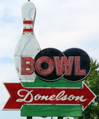 Donelson Bowling Center, a tour attraction in Nashville, TN, United States