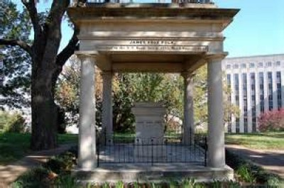 James K Polk Memorial, a tour attraction in Nashville, TN, United States