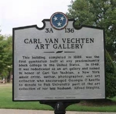 Carl Van Vechten Gallery, a tour attraction in Nashville, TN, United States