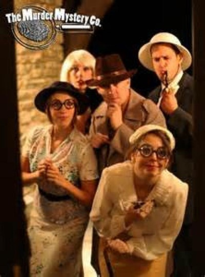 The Murder Mystery Company, a tour attraction in Nashville, TN, United States