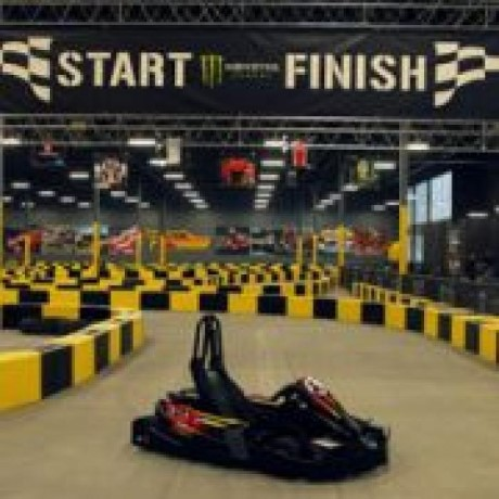 Pole Position Raceway, a tour attraction in Plano, TX, United States